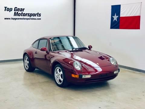 1997 Porsche 911 for sale in Houston, TX