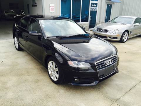 2010 Audi A4 for sale in Houston, TX