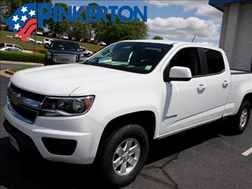 2017 Chevrolet Colorado for sale in Lynchburg, VA