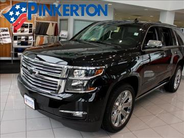 2017 Chevrolet Tahoe for sale in Lynchburg, VA
