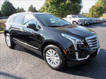 2017 Cadillac XT5 for sale in Lynchburg, VA
