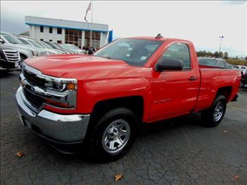 2017 Chevrolet Silverado 1500 for sale in Lynchburg, VA