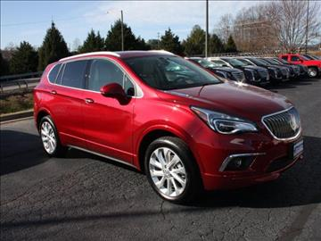 2017 Buick Envision for sale in Lynchburg, VA