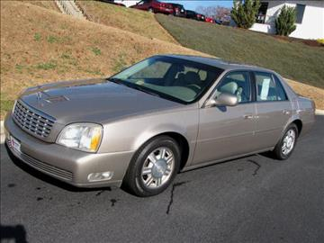 2004 Cadillac DeVille for sale in Lynchburg, VA