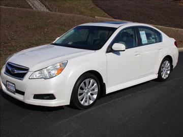 2011 Subaru Legacy for sale in Lynchburg, VA