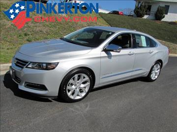 2017 Chevrolet Impala for sale in Lynchburg, VA