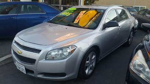 2010 Chevrolet Malibu for sale in San Ysidro, CA