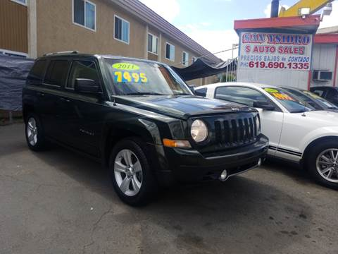 2011 Jeep Patriot for sale in San Ysidro, CA