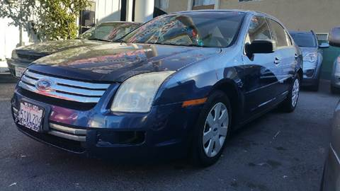 2007 Ford Fusion for sale in San Ysidro, CA