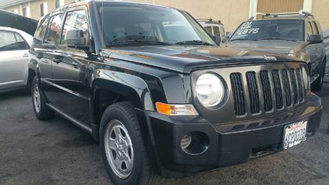2008 Jeep Patriot for sale in San Ysidro, CA