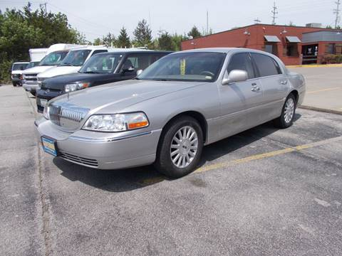 Lincoln Town Car For Sale In Jefferson City Mo Carsforsale Com