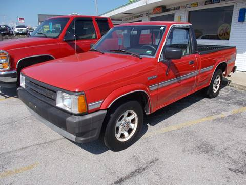 1988 Mazda B-Series Pickup for sale in Jefferson City, MO