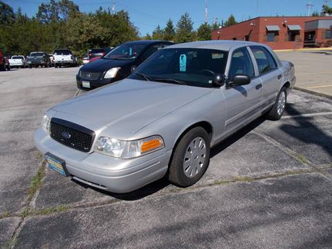 2010 Ford Crown Victoria for sale in Jefferson City, MO