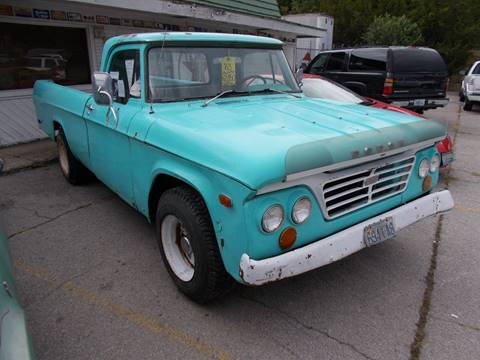 1963 Dodge D250 Pickup for sale in Jefferson City, MO
