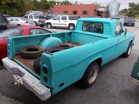 1963 Dodge D250 Pickup