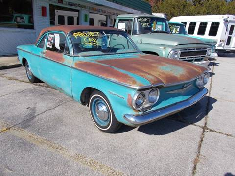 1960 Chevrolet Corvair for sale in Jefferson City, MO
