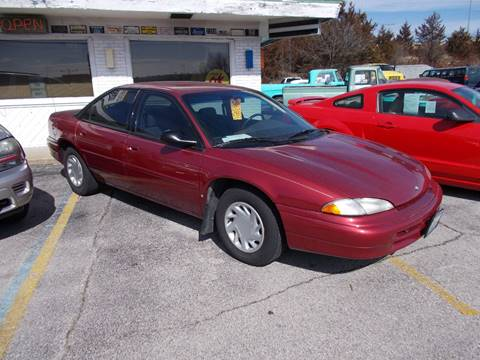 1994 Dodge Intrepid for sale at Governor Motor Co in Jefferson City MO