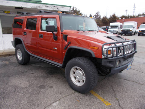 2003 HUMMER H2 for sale at Governor Motor Co in Jefferson City MO