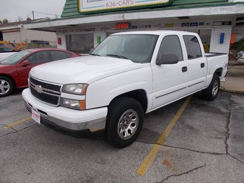 2006 Chevrolet Silverado 1500 for sale in Jefferson City, MO