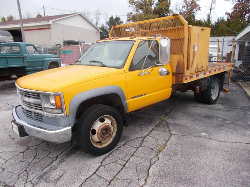 2000 Chevrolet Silverado HD3500 Classic for sale at Governor Motor Co in Jefferson City MO