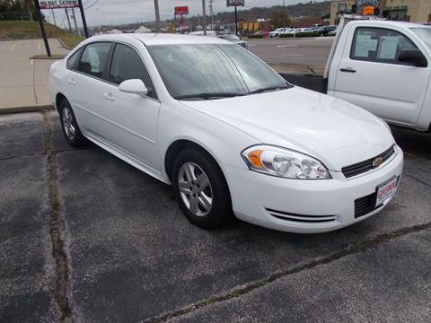 2011 Chevrolet Impala for sale in Jefferson City, MO