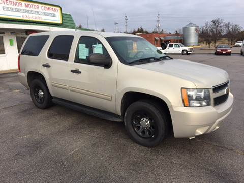 2011 Chevrolet Tahoe for sale in Jefferson City, MO