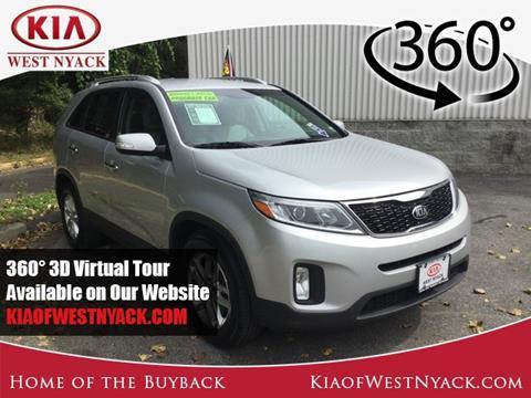 2014 Kia Sorento for sale in West Nyack, NY