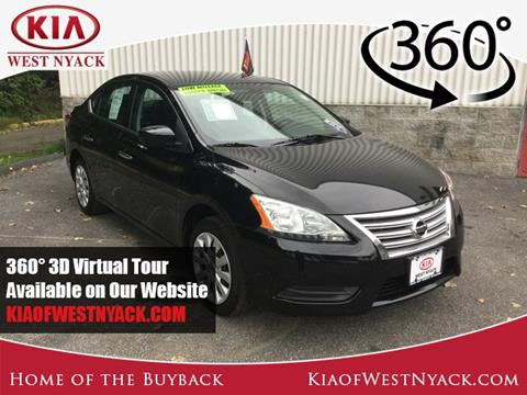 2014 Nissan Sentra for sale in West Nyack, NY