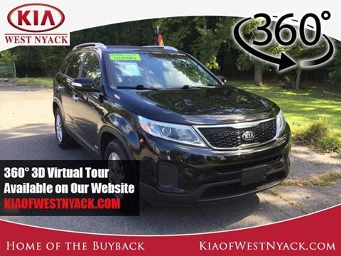 2015 Kia Sorento for sale in West Nyack, NY