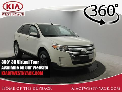 2013 Ford Edge for sale in West Nyack, NY