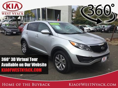 2014 Kia Sportage for sale in West Nyack, NY