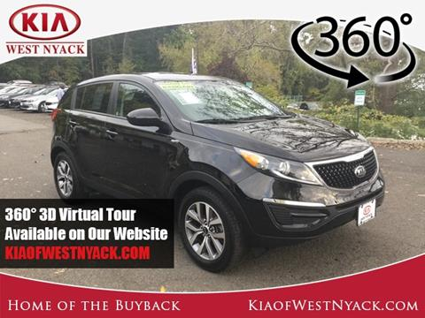 2015 Kia Sportage for sale in West Nyack, NY