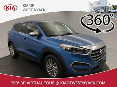 2017 Hyundai Tucson for sale in West Nyack, NY