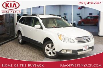 2012 Subaru Outback for sale in West Nyack, NY