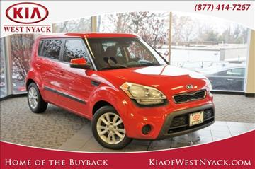 2013 Kia Soul for sale in West Nyack, NY