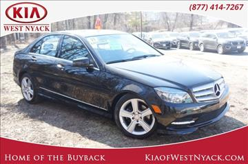 2011 Mercedes-Benz C-Class for sale in West Nyack, NY