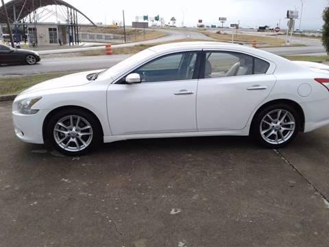 2009 Nissan Maxima for sale in San Antonio, TX