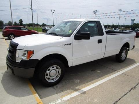 2013 Ford F-150 for sale in Clinton, MO