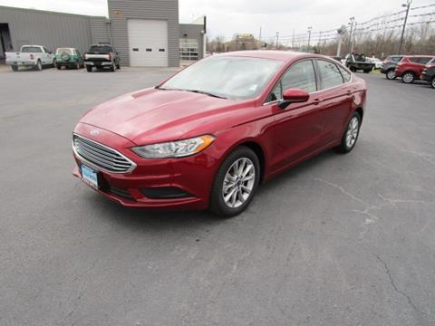 2017 Ford Fusion for sale in Clinton MO