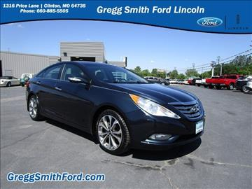 2013 Hyundai Sonata for sale in Clinton, MO