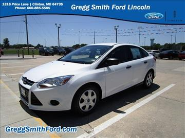 2013 Ford Focus for sale in Clinton, MO