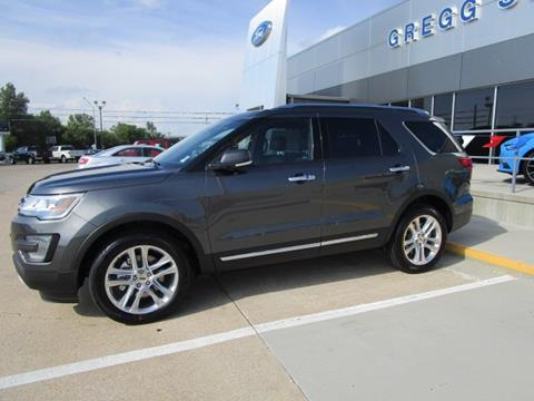 2017 Ford Explorer for sale in Clinton MO