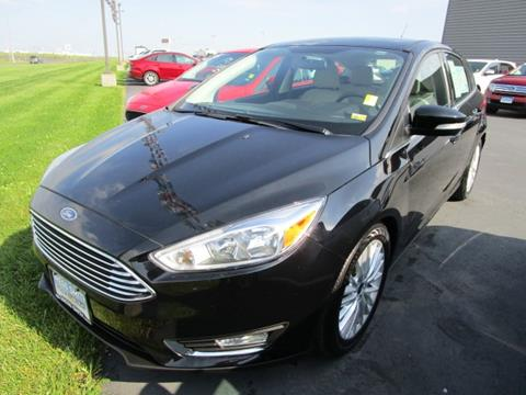 2016 Ford Focus for sale in Clinton, MO