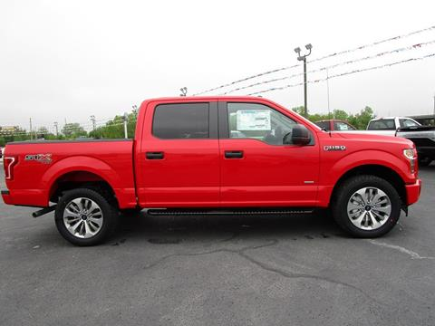 2017 Ford F-150 for sale in Clinton MO