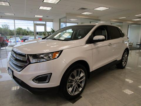 2017 Ford Edge for sale in Clinton, MO