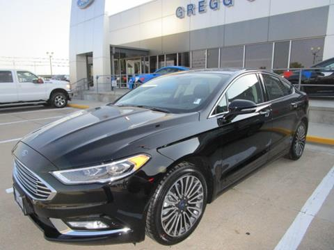 2018 Ford Fusion for sale in Clinton, MO