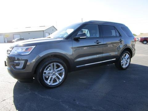 2017 Ford Explorer for sale in Clinton, MO