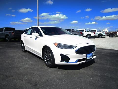 2019 Ford Fusion for sale in Clinton, MO