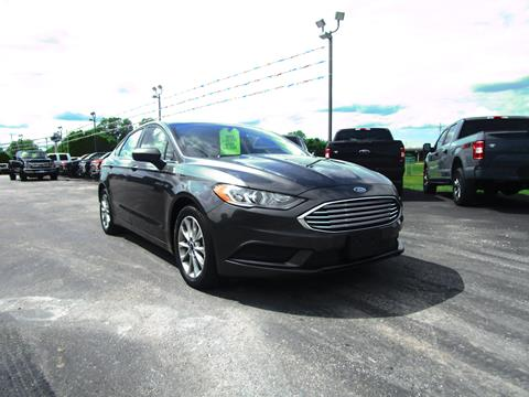 2017 Ford Fusion for sale in Clinton, MO