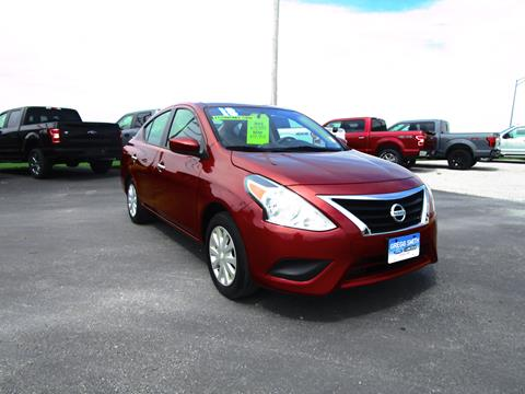 2018 Nissan Versa for sale in Clinton, MO